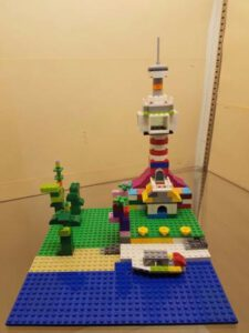 Rapunzels Lighthouse by Leif and Morgan Jackson